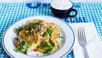 Curry-nuudelipihvit