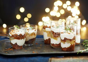 Piparkakku trifle