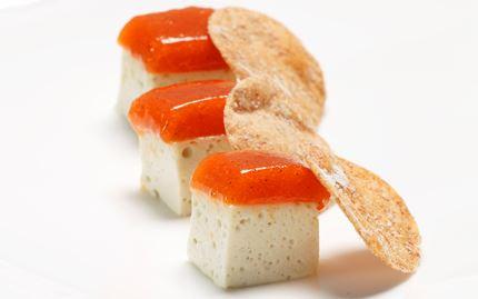 Gourmet-näkkileipä