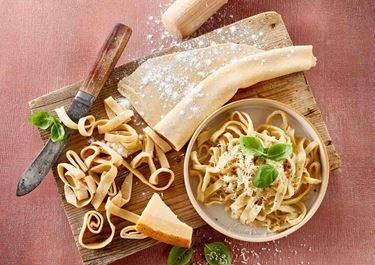 Itse tehty pasta