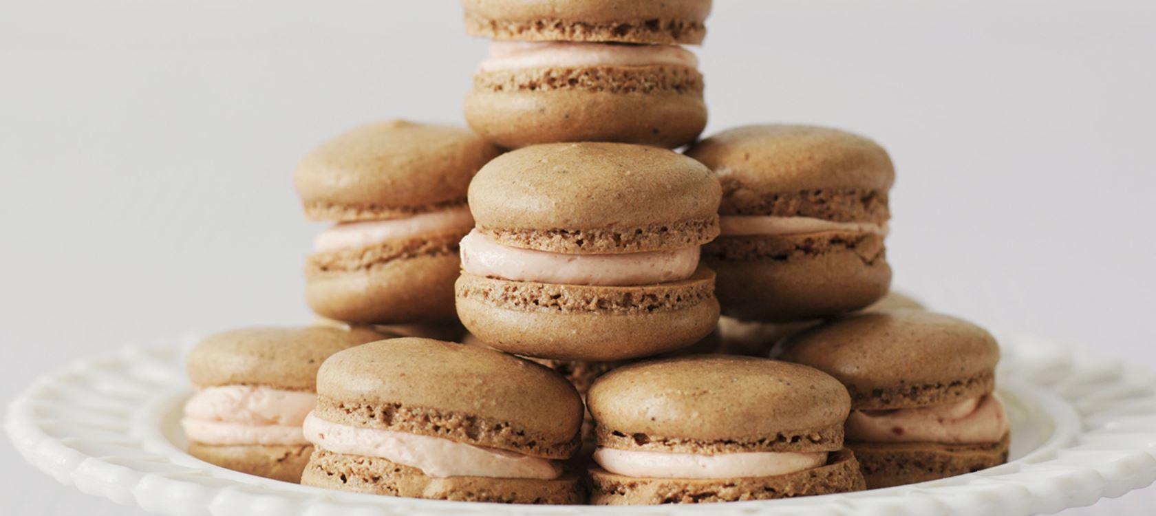 Macaron-leivokset eli makronit