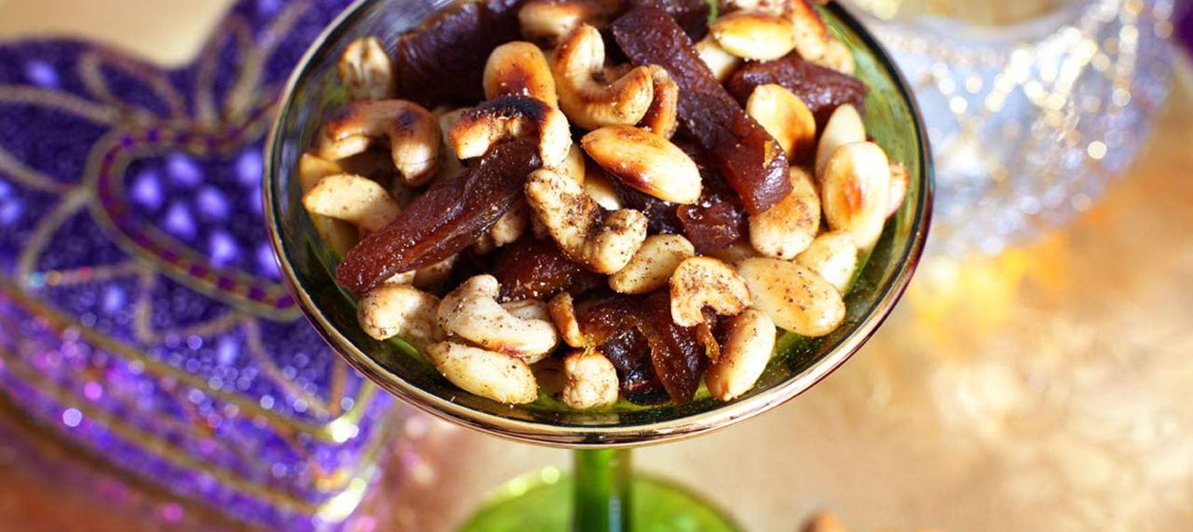 Chaatpähkinät