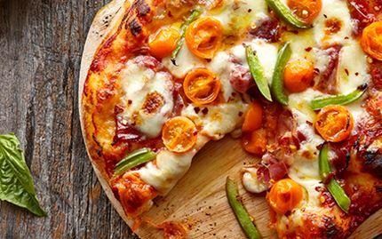 Mozzarellapizza
