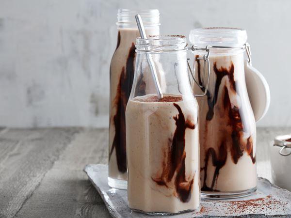Suklaa-banaanismoothie