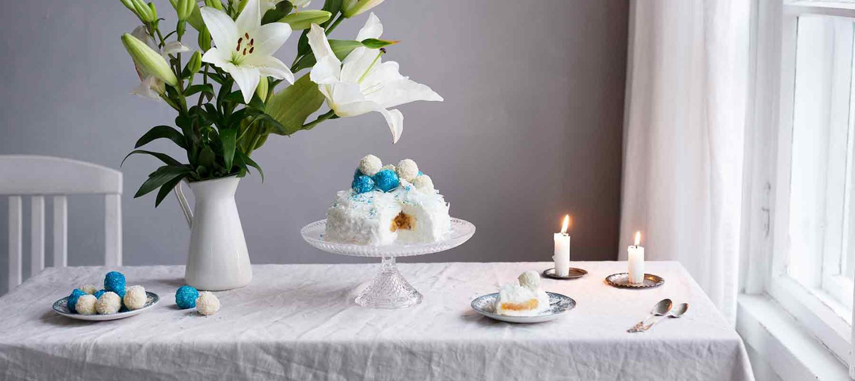 Itsenäisyyspäivän kakku