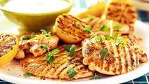 Sitruunainen grillikana