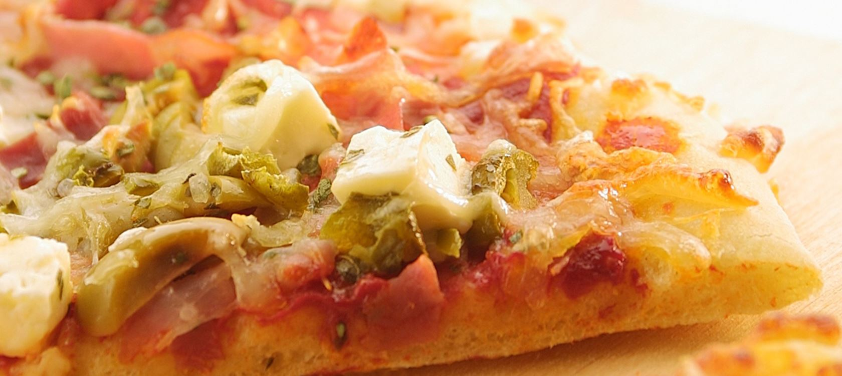 Kinkkupizza