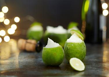 Mango-kookosjäädykkeet