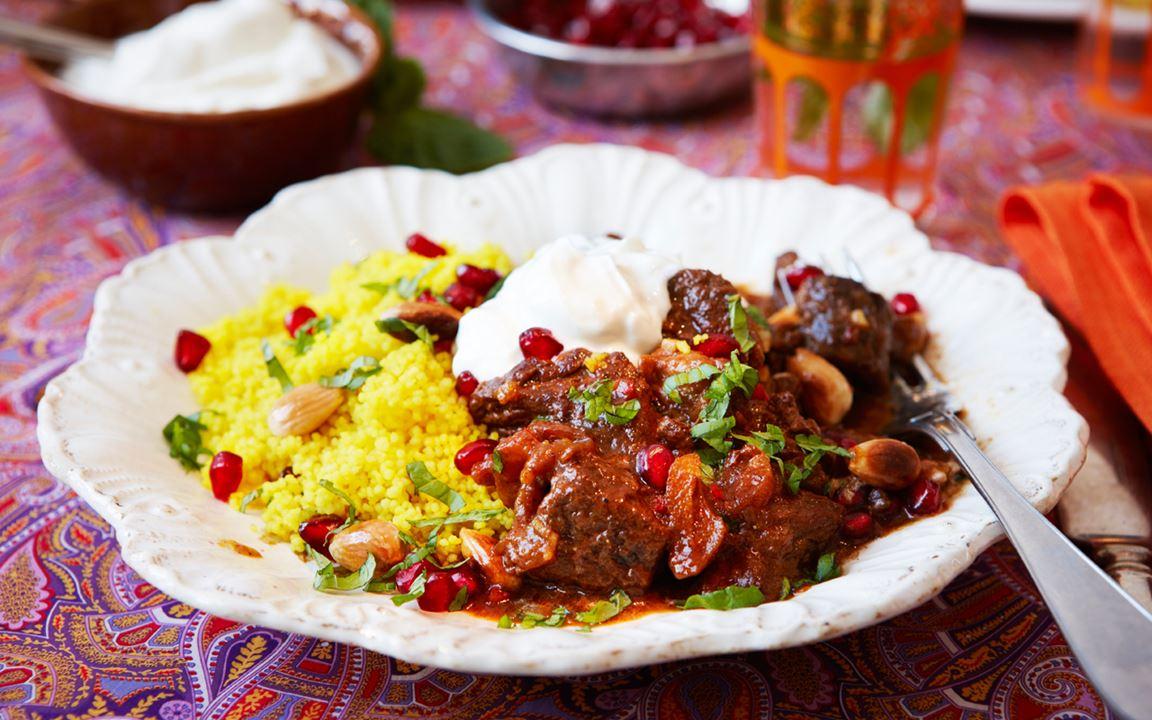 Marokkolainen lihapata