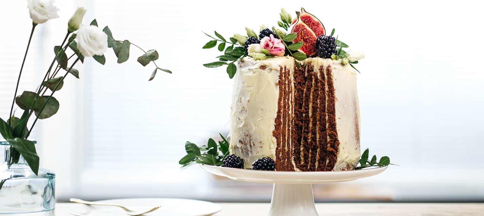 Vertical cake eli vertikaalikakku