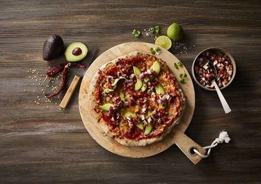 Texmex-pizza