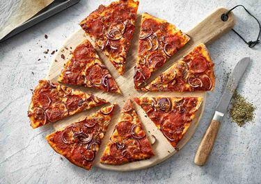 Pepperonipizza