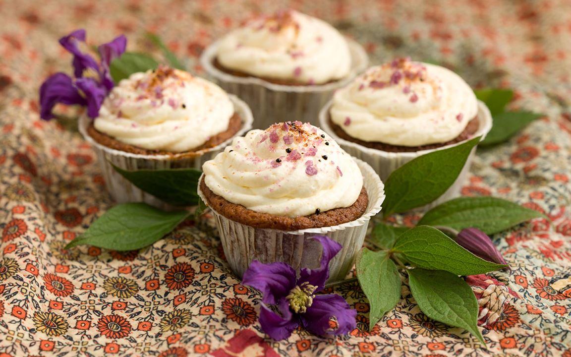 Mokka cupcakes