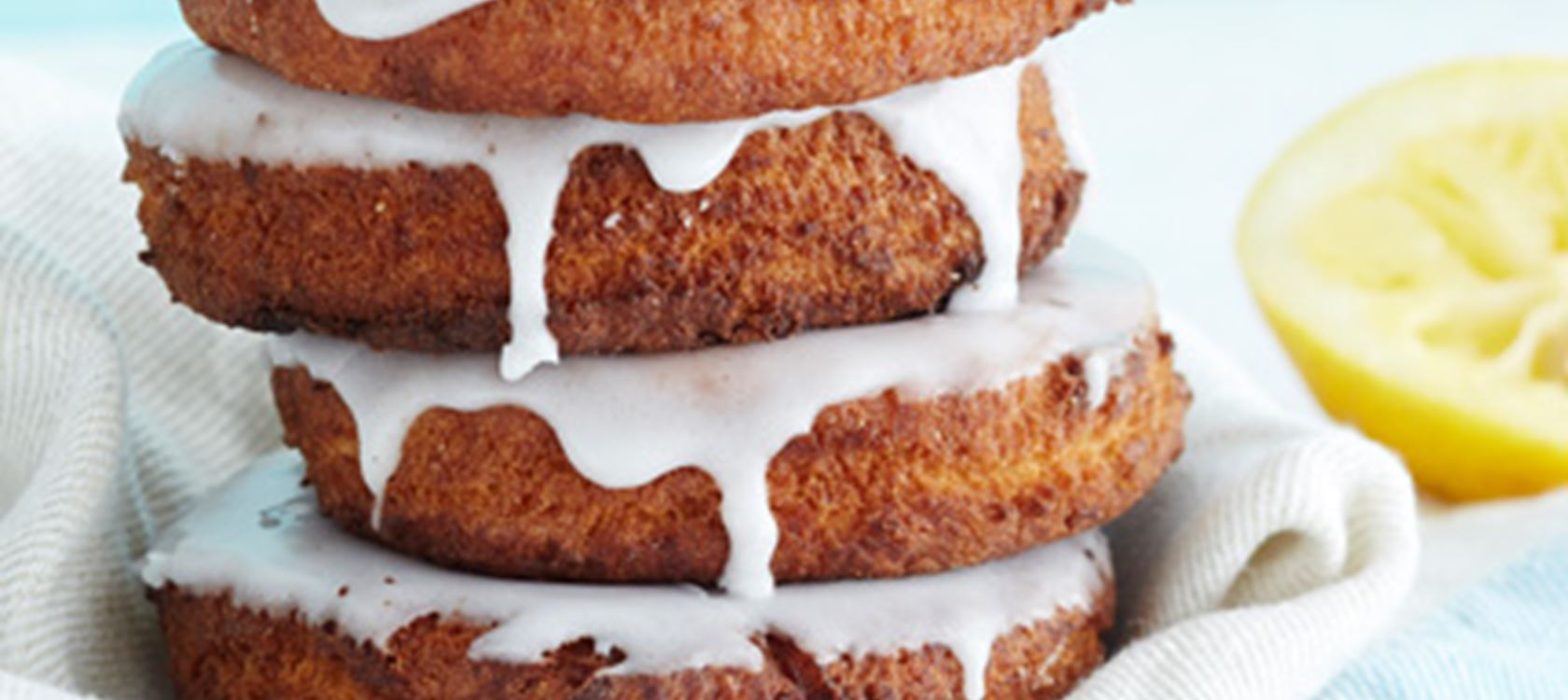Wanhanajan Crème Fraiche -donitsit