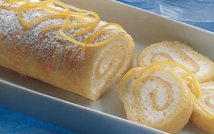 Sitruunakääretorttu