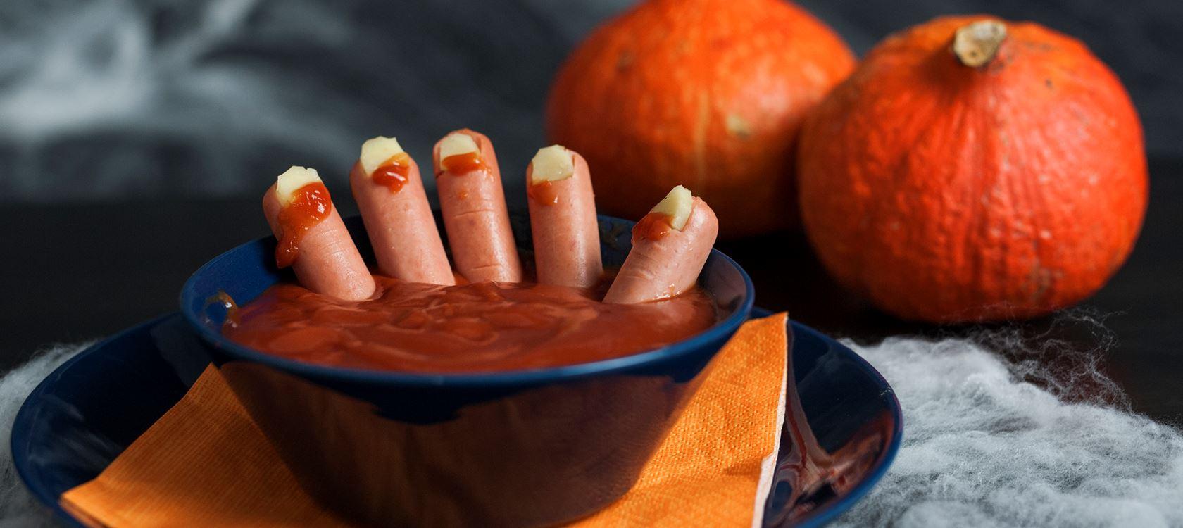 Veriset sormet