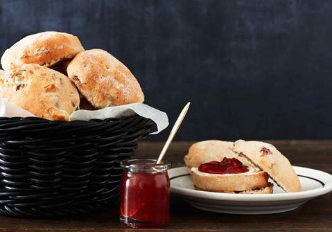 Teeleivät eli scones