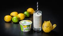 Sitruuna-lime-smoothie