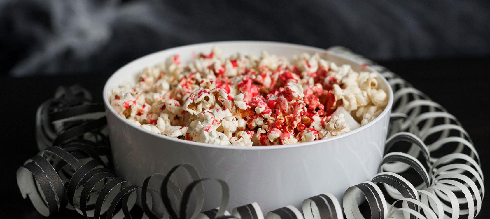 Veriset popcornit