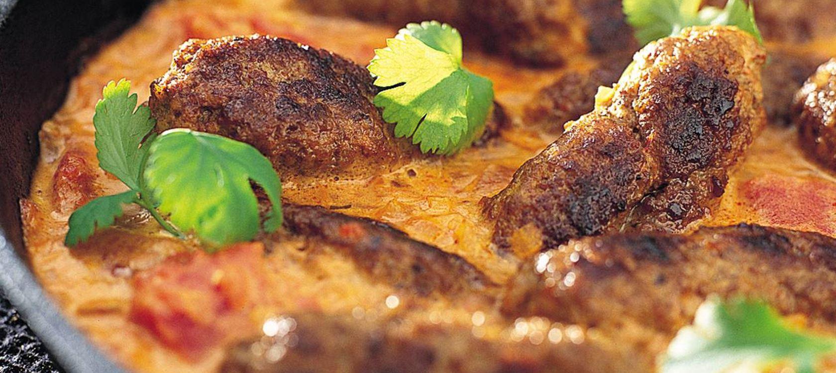 Tuliset lihapullat