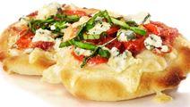 Kahden juuston minipizzat