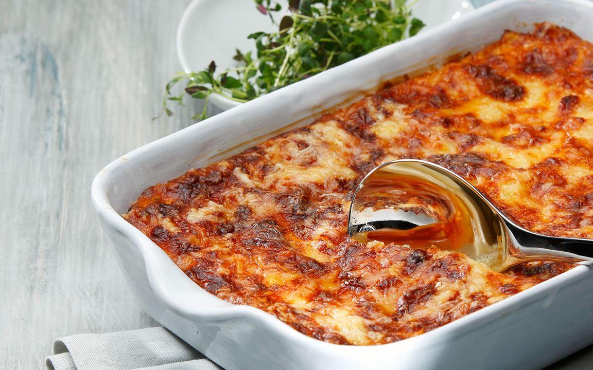 Mac & Cheese pekonipasta