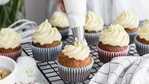 Cupcake-kuorrutus