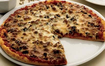 Tonnikalapizza
