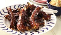 Ribs eli grillattu porsaankylki