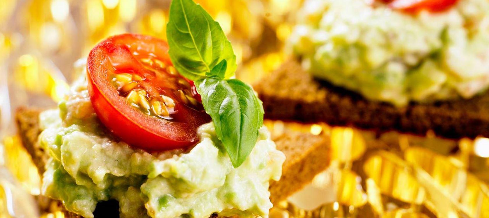 Avokado-lohitahna