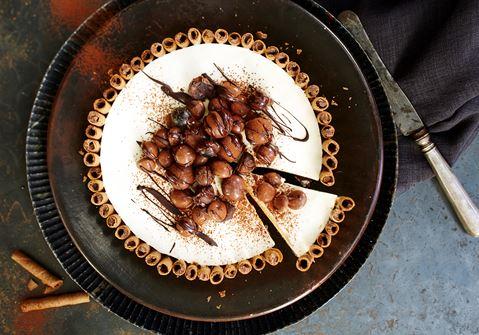 Mango-suklaakakku