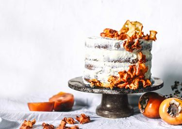Persimon-kakku