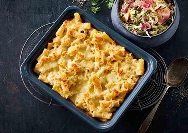 Mac and Cheese eli juustomakaroni