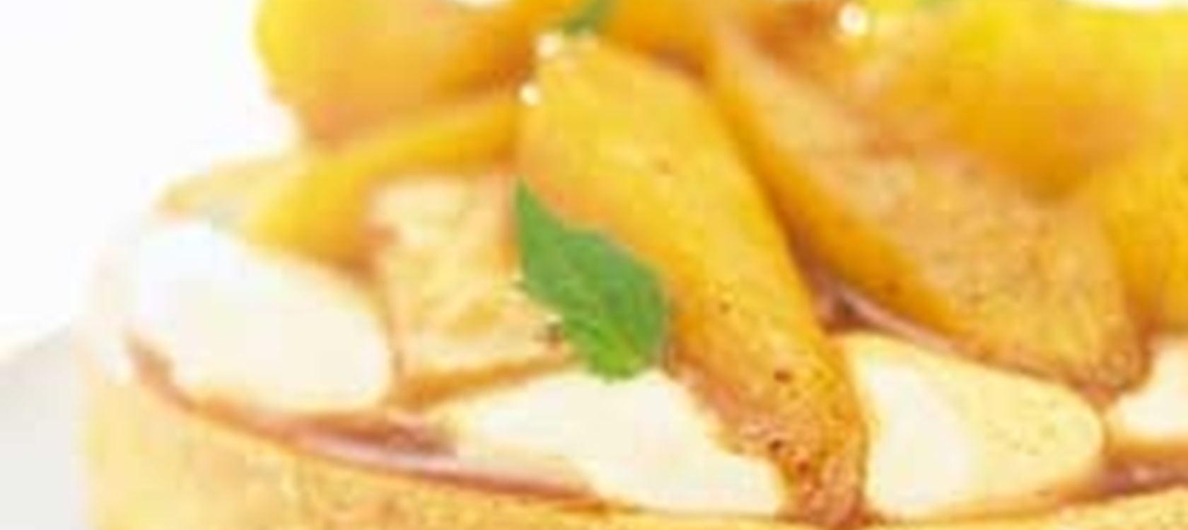 Ananaspiirakka