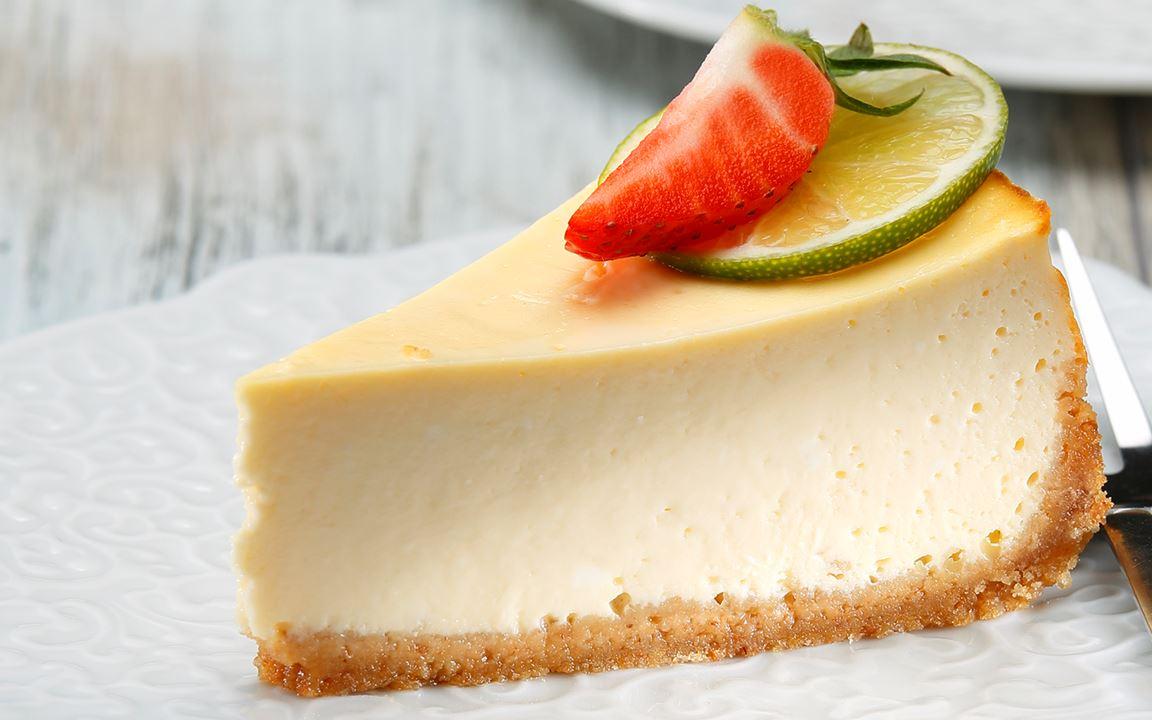 NY Lime Cheesecake