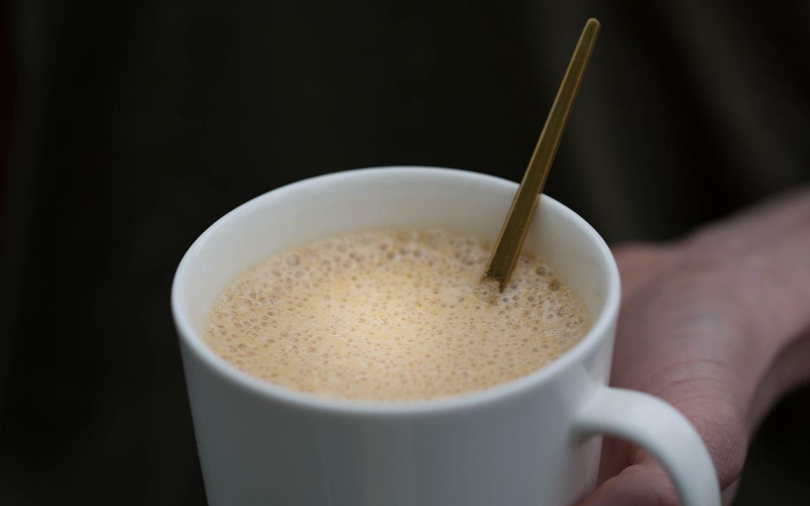 Bulletproof-kahvi eli voikahvi