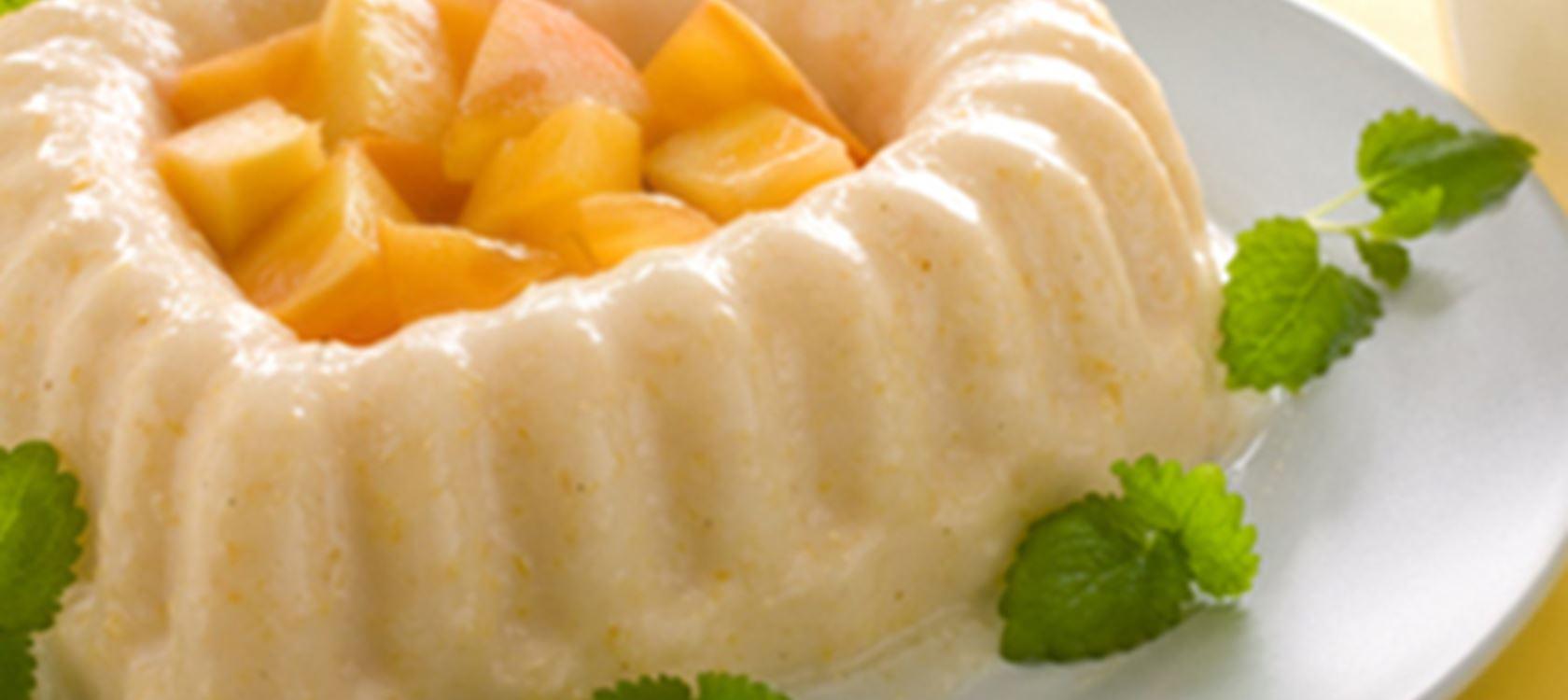 Hedelmä-jogurttihyytelö