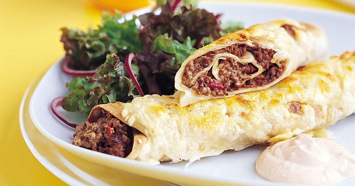 Jauheliha Burrito