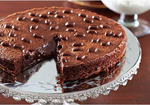 Kahvinmakuinen mud cake