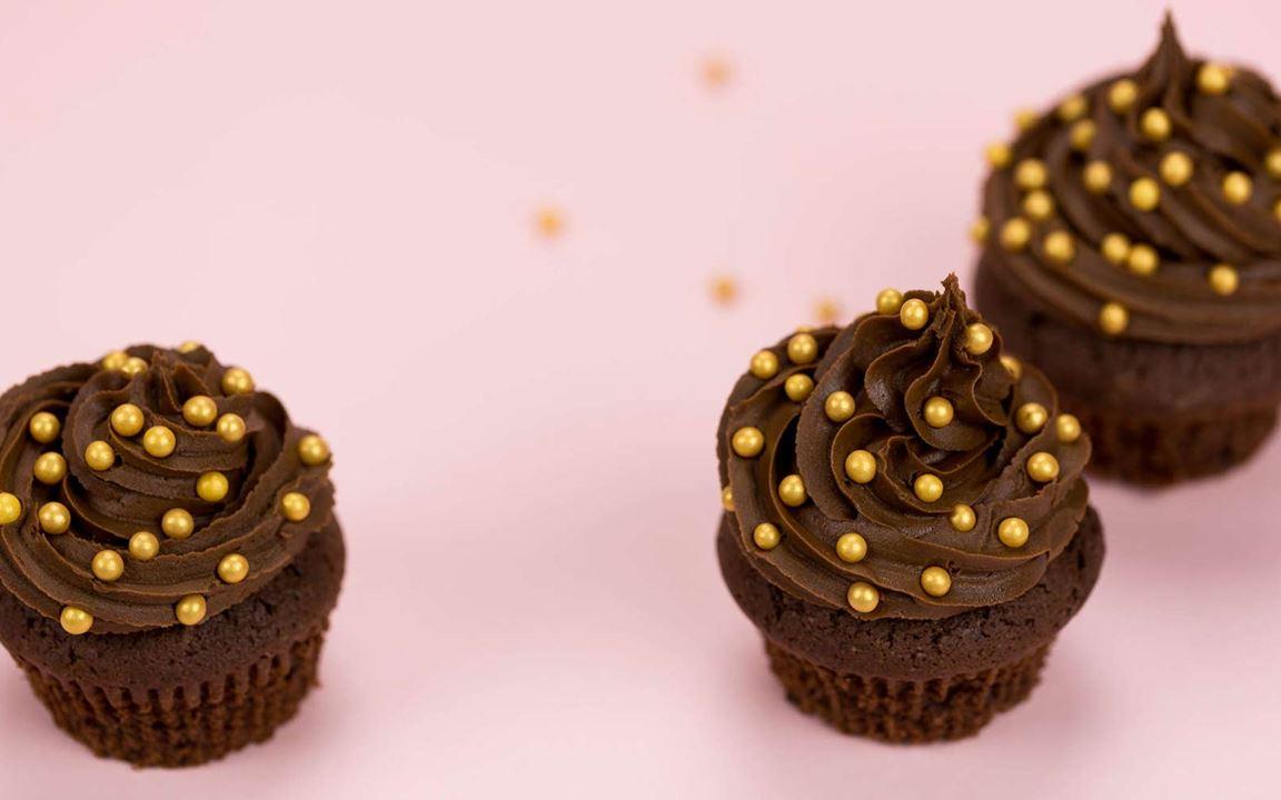 Suklainen cupcake-kuorrutus