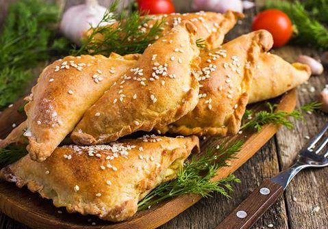 Τυροπιτάκι με Arla Ηavarti και Φρέσκο τυρί Κρέμα