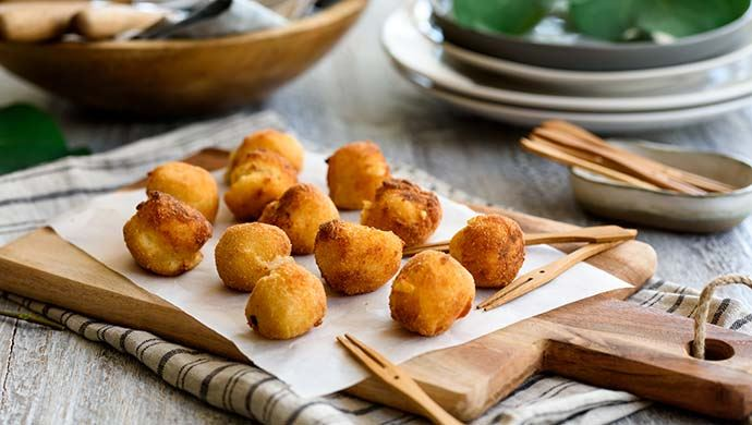 Κροκέτες Πατάτας