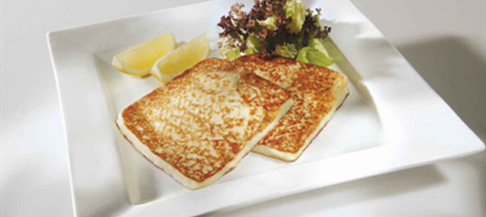 Αυθεντικό Δανέζικο σκληρό τυρί σαγανάκι