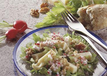 Σαλάτα με Arla Delite® 5%
