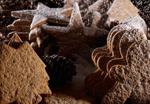 Μπισκότα Gingerbread