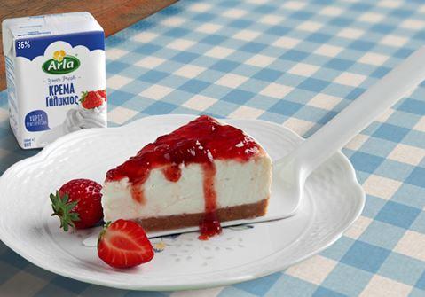 Cheesecake από τον Στέλιο Παρλιάρο