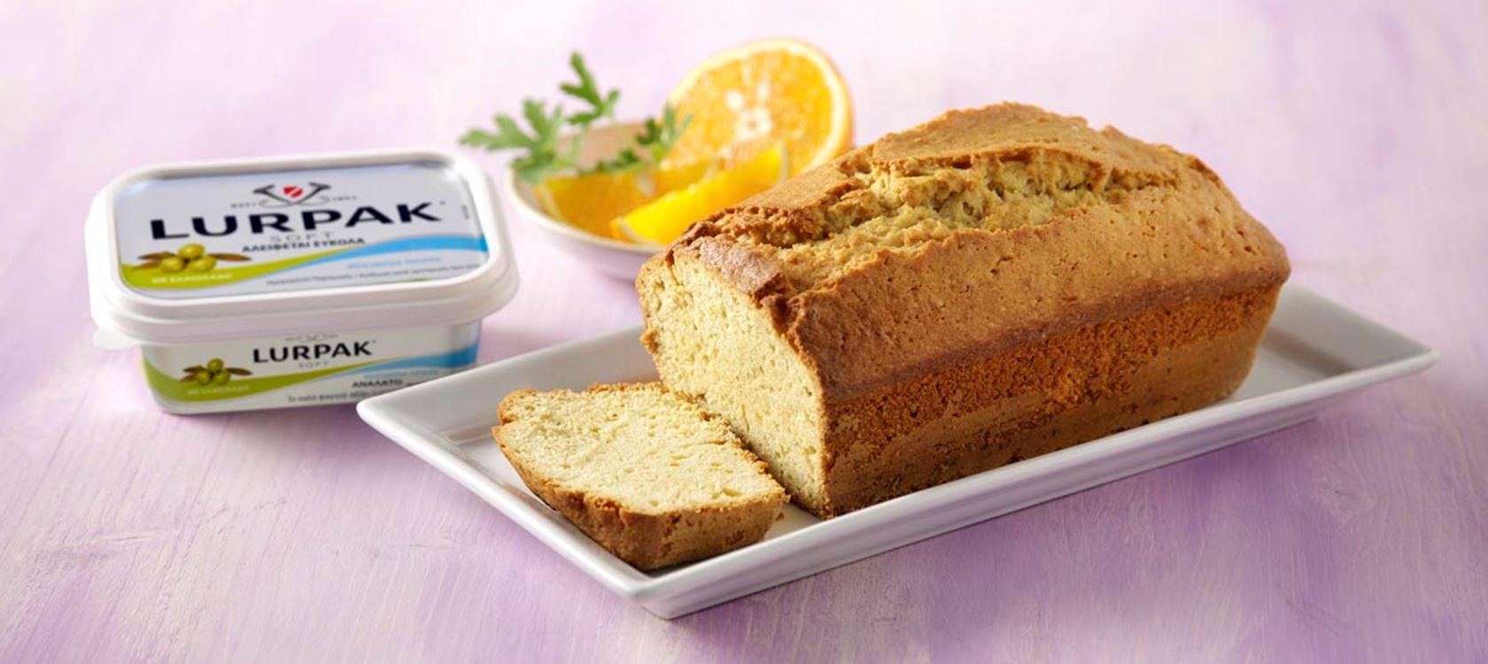 Κέικ πορτοκάλι από τον Στέλιο Παρλιάρο