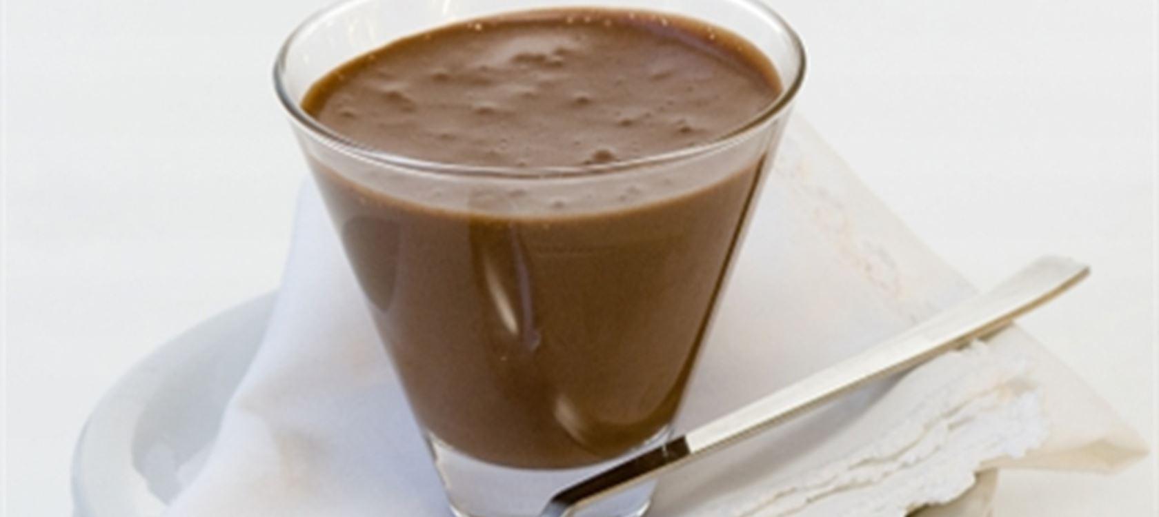 Μους Σοκολάτα από τον Στέλιο Παρλιάρο