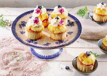Cupcakes Crème Brûlée