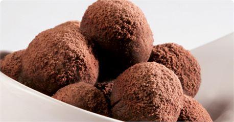 Τρούφες Σοκολάτας